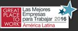 Great Place to Work - Las mejores empresas para Trabajar 2016 - América Latina
